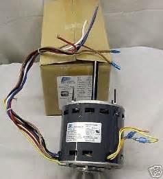 3587 1 2 hp 1075 rpm 115 v 3 speed furnace blower fan motor ebay