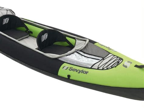 yukon inflatable boat pack kayak yukon sevylor kayaks canoes 75354 inautia
