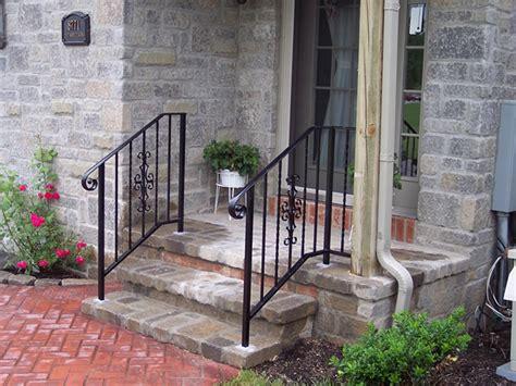 metal porch railing aluminum porch railings ideas bistrodre porch and