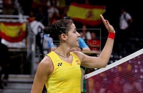 spain s carolina marin to blazing start in s badminton sports edition