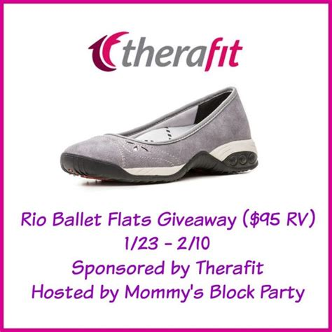 Therafit Giveaway - therafit flats giveaway my so called balanced life