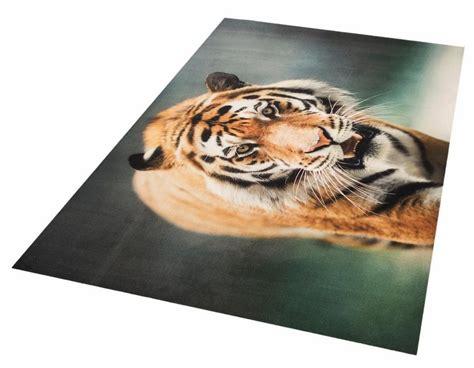 tiger teppich teppich 187 tiger 171 hanse home rechteckig h 246 he 6 mm otto