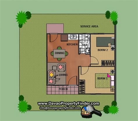 Camella Homes Floor Plan Philippines by Del Pilar House At Hidalgo Homes Davao Property Finder