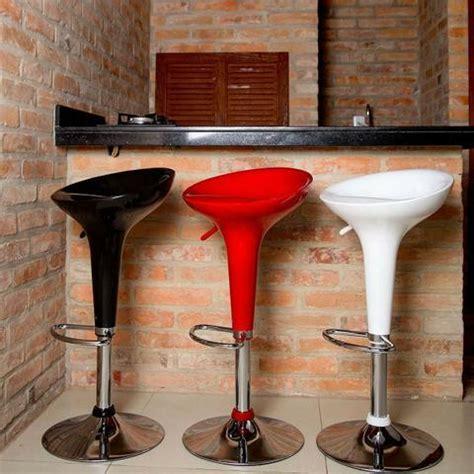 banqueta lotus vermelha banqueta lotus encosto branca ofertas vazlon brasil