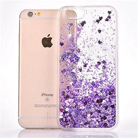 Fashion Water Gliter For Apple Iphone 6 Plus iphone 6 6s glitter liquid barter hutt