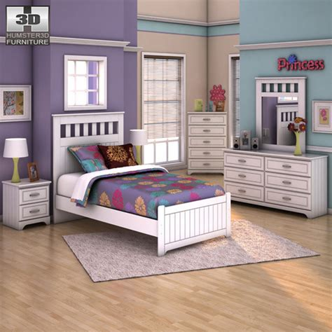 Bedroom Ls Set Of 2 by Lulu Connie 12yo Ls 01 187 Dondrup