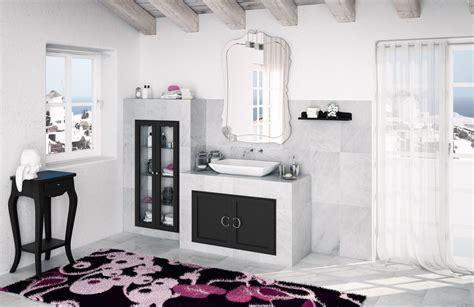 bagno in muratura classico mobile bagno classico effetto muratura cose di casa