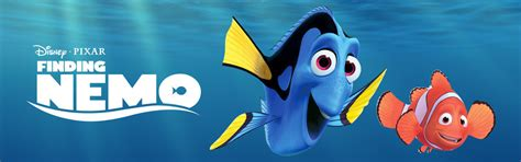 Reel Golden Fish Nimo 351 finding nemo official site disney