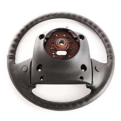 jeep xj steering wheel omix ada 5fj14sx9 steering wheel leather export 95