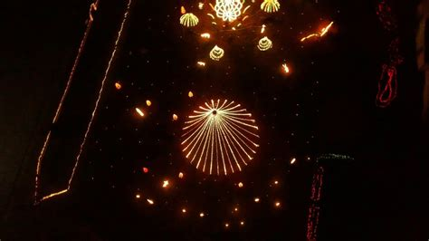 lake myra christmas lights wendell nc youtube