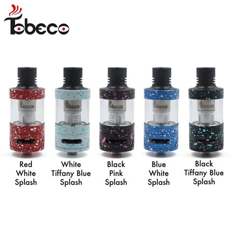 Tobeco Tank Coil 0 2 Ohm tobeco sub ohm mini tank supertank clearomizer