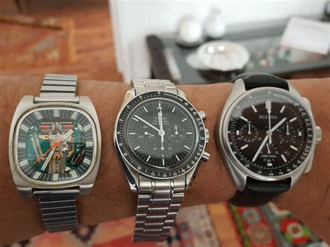 My Bulova Moonwatch , photo and story Aapollo 15