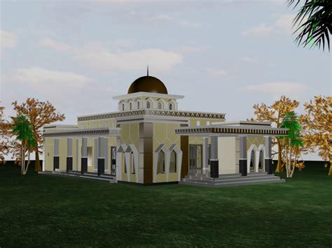 download desain masjid download contoh gambar kerja autocad desain masjid share