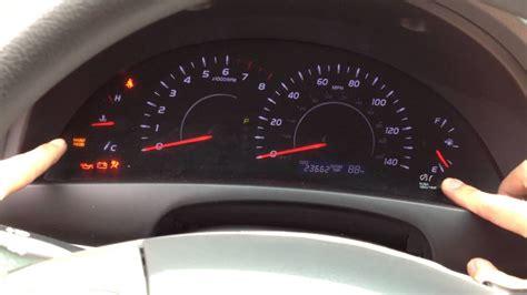 toyota camry check engine light reset reset check engine light toyota camry 2002
