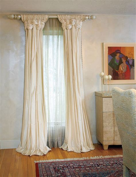 drapes and sheers together 1000 images about rod curtains on pinterest window