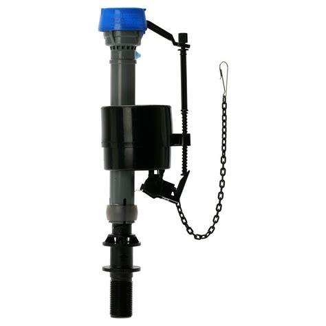 toilet fill fluidmaster performax toilet fill valve with leak sentry 400arhrls the home depot