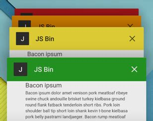 themes color status bar chrome v39 on lollipop supports custom multitasking header
