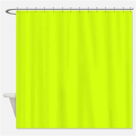 neon yellow curtains neon yellow bathroom accessories decor cafepress