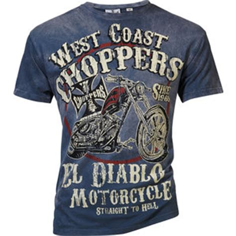 Louis Motorrad Shop Wesel by Buy West Coast Choppers El Diablo T Shirt Louis