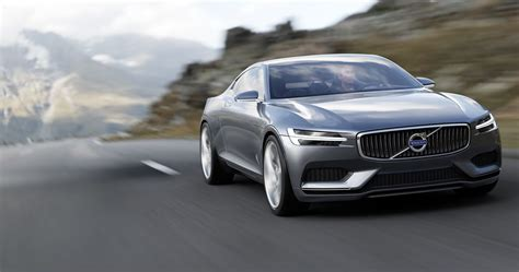 volvo car group    frankfurt motor show concept coupe  drive  powertrains