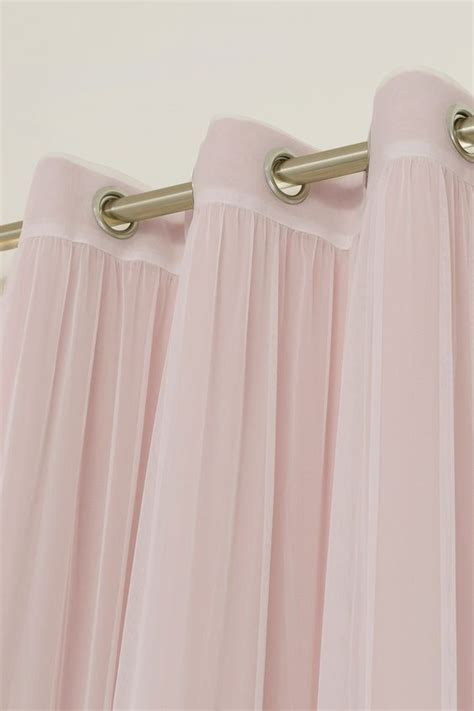 Pink And Black Curtains Inspiration Pink Curtains Wedding Color Ideas Inspiration A Side Of Vogue