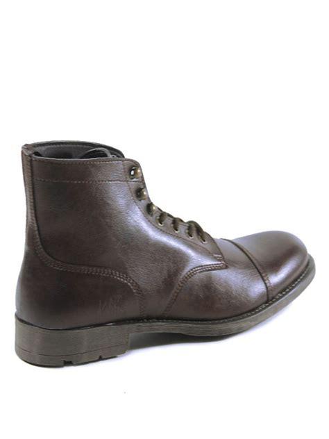 wills mens vegan work boots brown wills