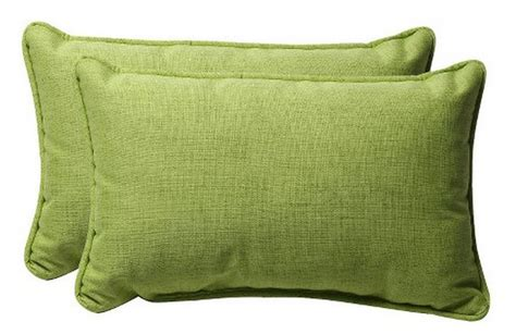 7 Green Pillows For Every Patio Cute Furniture Outdoor Patio Lumbar Pillows