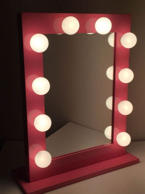 backstage makeup mirror with lights xl lighted up vanity backstage mirror chic