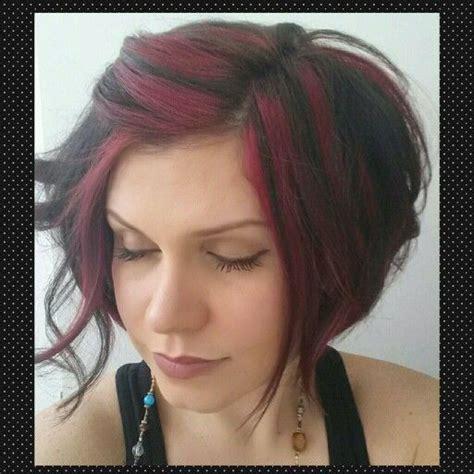 formal styles for aline bobs trendy pink short hair aline bob haircut hair