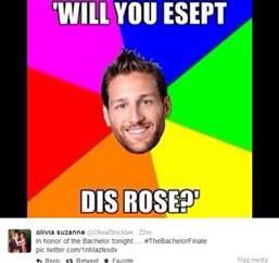 Bachelor Meme - the bachelor finale 2014 top 5 best memes