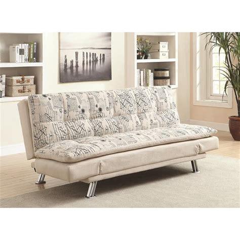 beige fabric sofa bed coaster 300421 beige fabric sofa bed a sofa