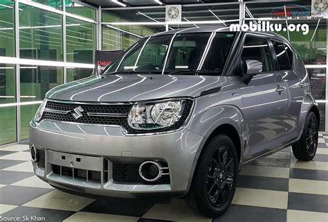 Suzuki Indonesia Mobil Suzuki Ignis Harga Mulai 140 Juta 180 Juta Mobilku Org