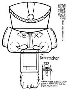 nutcracker template jim gamble puppet prod nutcracker bag puppet polar