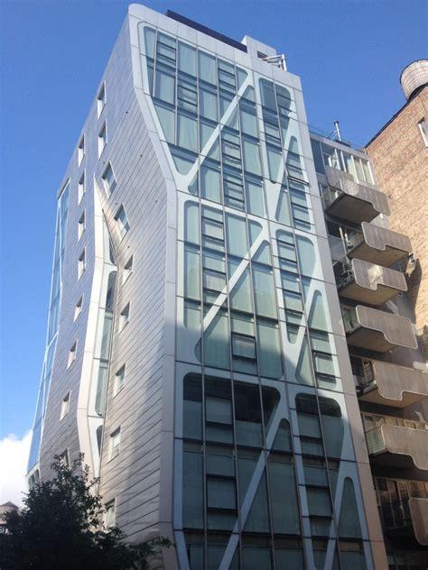 Hi Line Sheds hl23 project new york high line neil denari e architect