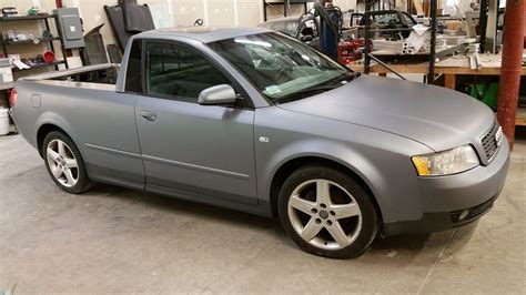 audi ute audi s4 pickup truck is real smyth performance makes