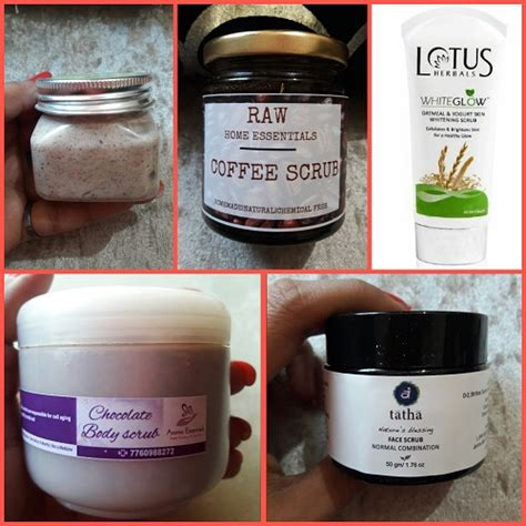 5 chemical free scrubs for winters in india face scrubs