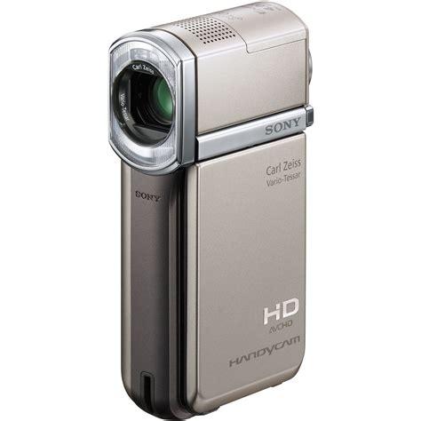 Memory Handycam Sony by Sony Hdr Tg7v Hd Flash Memory Pal Camcorder Hdrtg7ve B H