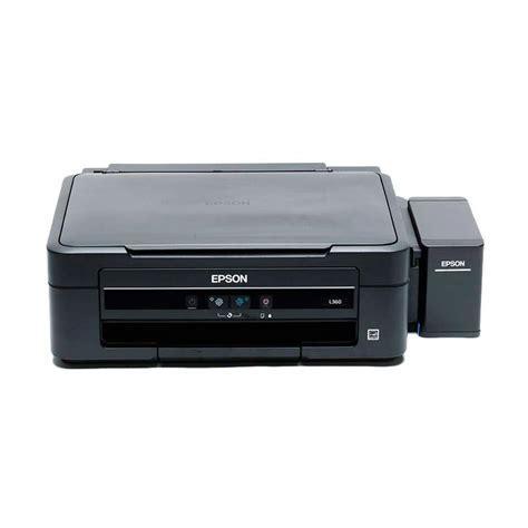 Printer Dan Scanner Epson jual epson l 360 printer print scan copy harga