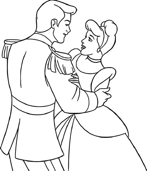 the close profile of cinderella cinderella face coloring