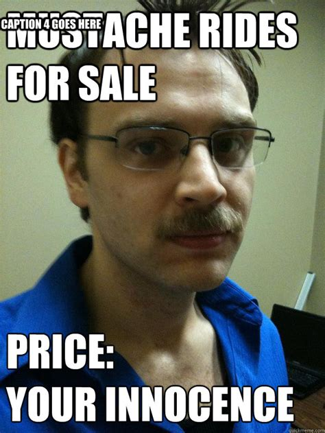 Guy With Mustache Meme - creepy mustache guy memes quickmeme
