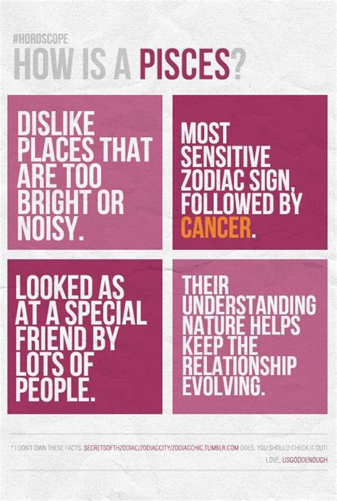 typical pisces myypersonality pinterest