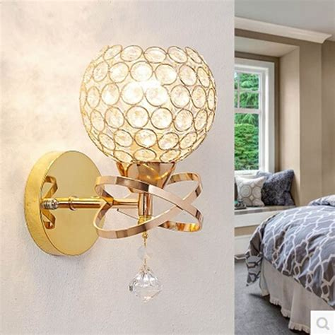 Decorative Wall Lights For Bedroom by Decorative Bedside Bedroom Led Wall Light L