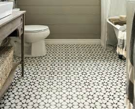 Ideas For Bathroom Floors by Vintage Bathroom Floor Tile Ideas Before You Start Your