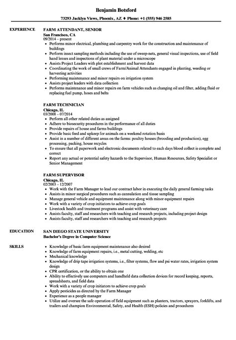 Dairy Herd Manager Sle Resume by Dairy Herd Manager Sle Resume Fax Cover Sheet Print Termination Letter Format