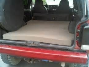 Cheap Foam For Upholstery Sleeping In The Back Of A Jeep Page 3 Jeep Cherokee Forum