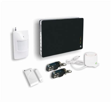 new ios apps supported smart wireless wired burglar gsm