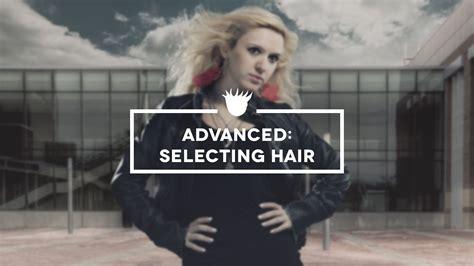 photoshop cs3 tutorial advanced selecting hair advanced hair selections in photoshop lensvid comlensvid com