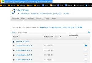 itextsharp tutorial asp net c itext 制作pdf 学步园