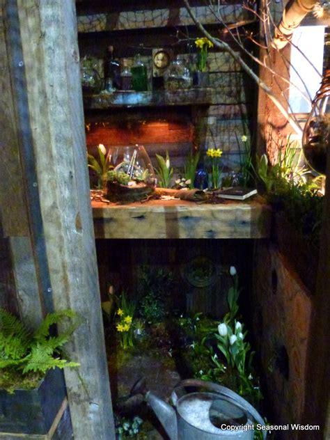 inside garden garden terrarium on terrarium staghorn