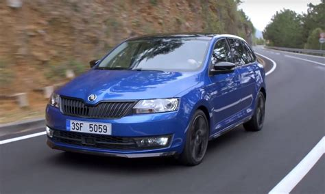 skoda rapid 1 2 tsi laps nurburgring in 9 17 autoevolution